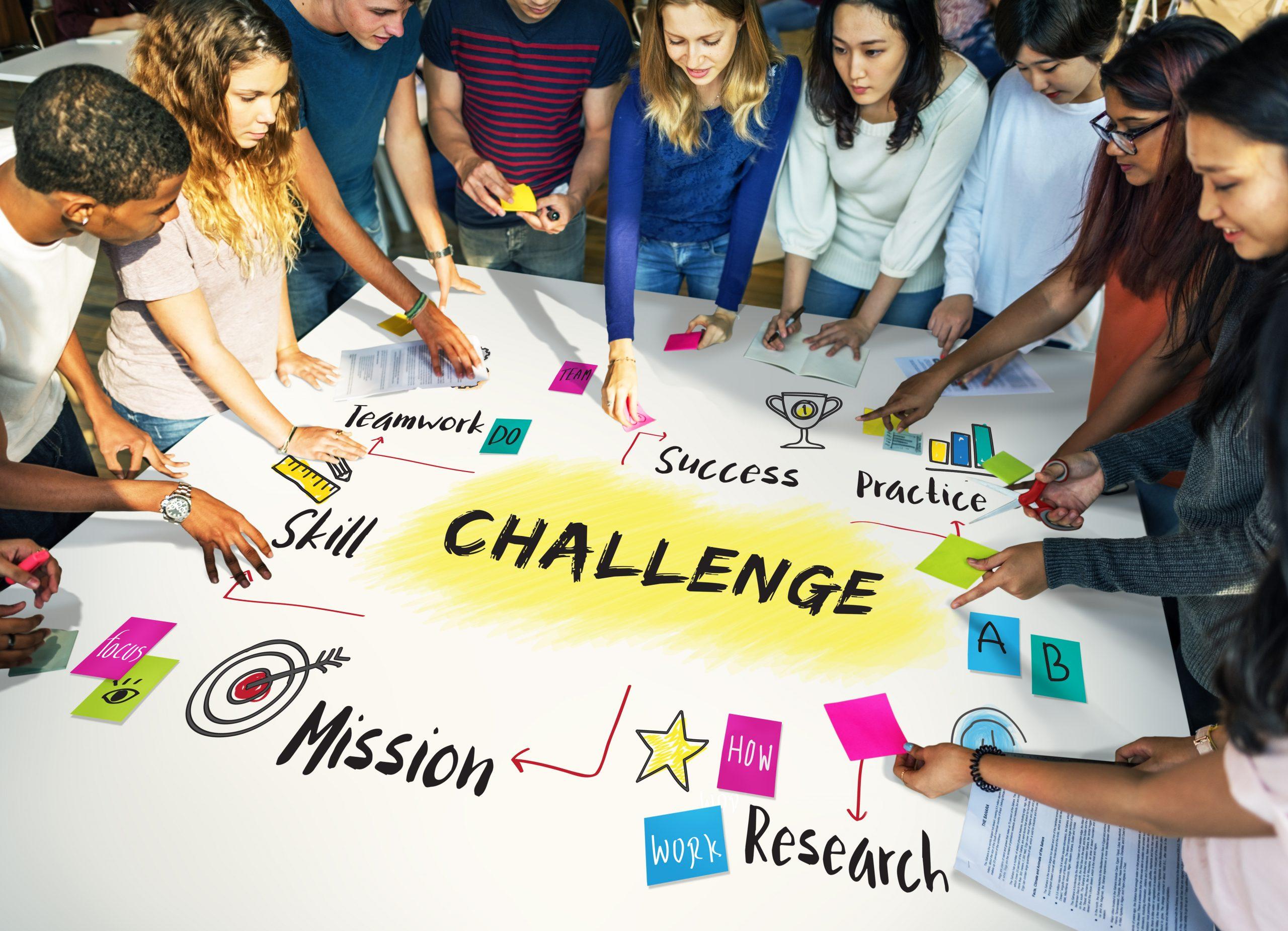 Quels sont les bénéfices d'une pédagogie orientée «Learn-by-rising-to-the-challenge»? L'exemple d'un Sales Challenge