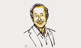 Paul Milgrom, mon directeur de thèse