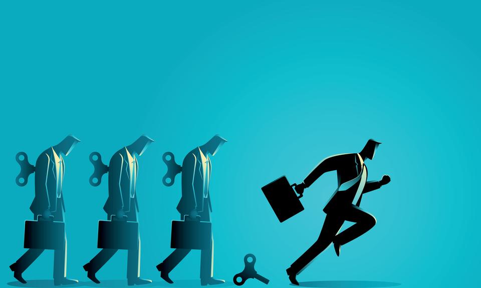 Bore-out: pourquoi les jeunes diplômés français quittent nos entreprises?